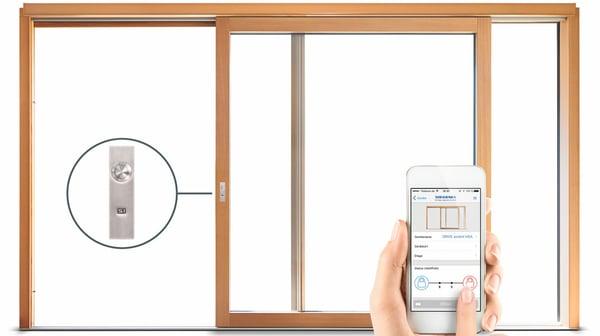 Smartfenster_lock