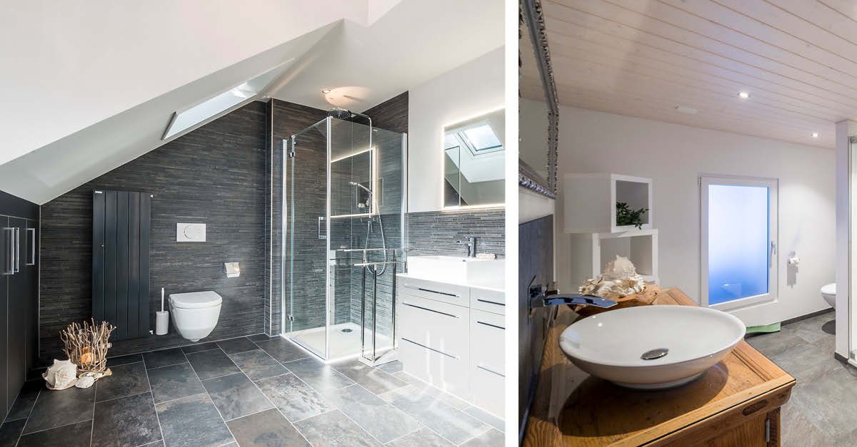 Exkursion Badezimmer-Sanierung