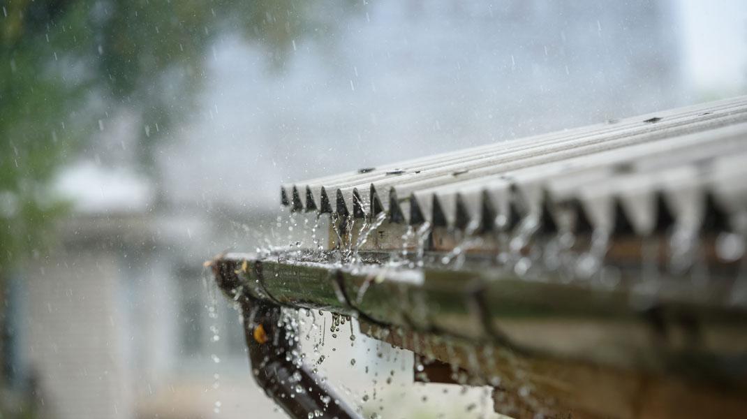 Regenwaser_Dach